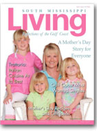 Click Here To Read The Story In South Mississippi Living Magazine On How  Build For LIFE Got Started.
